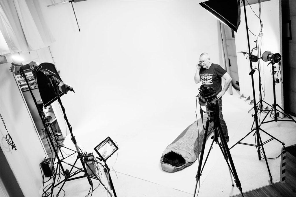 Fotografering av produkter