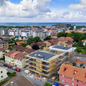 Drönarfoto: Thomas Carlen - Fotograf i Varberg - Kungsbacka